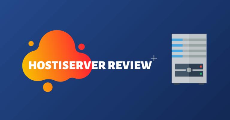 HostiServer Review