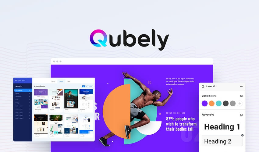 Qubely Blocks