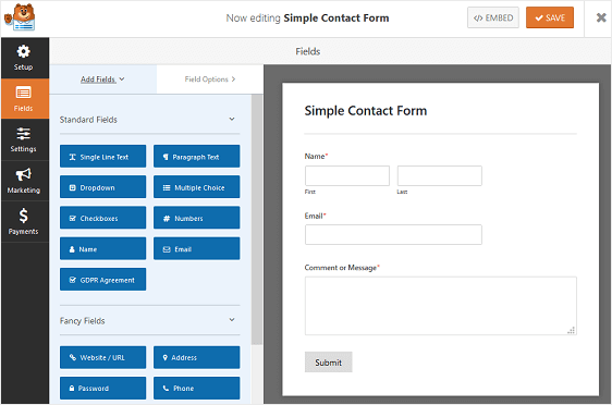 How To Create an Engaging Multi-Page Form in WordPress 1