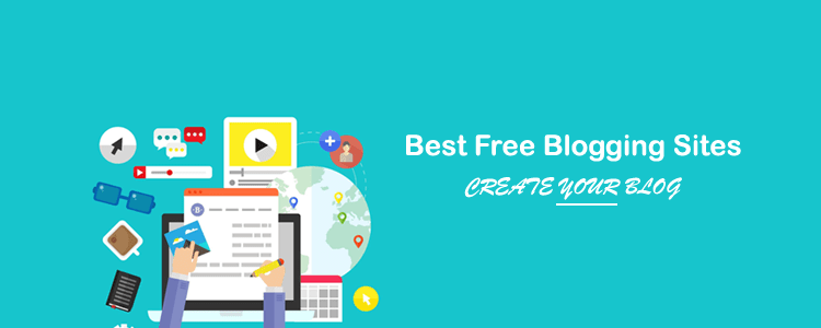 free blogging sites